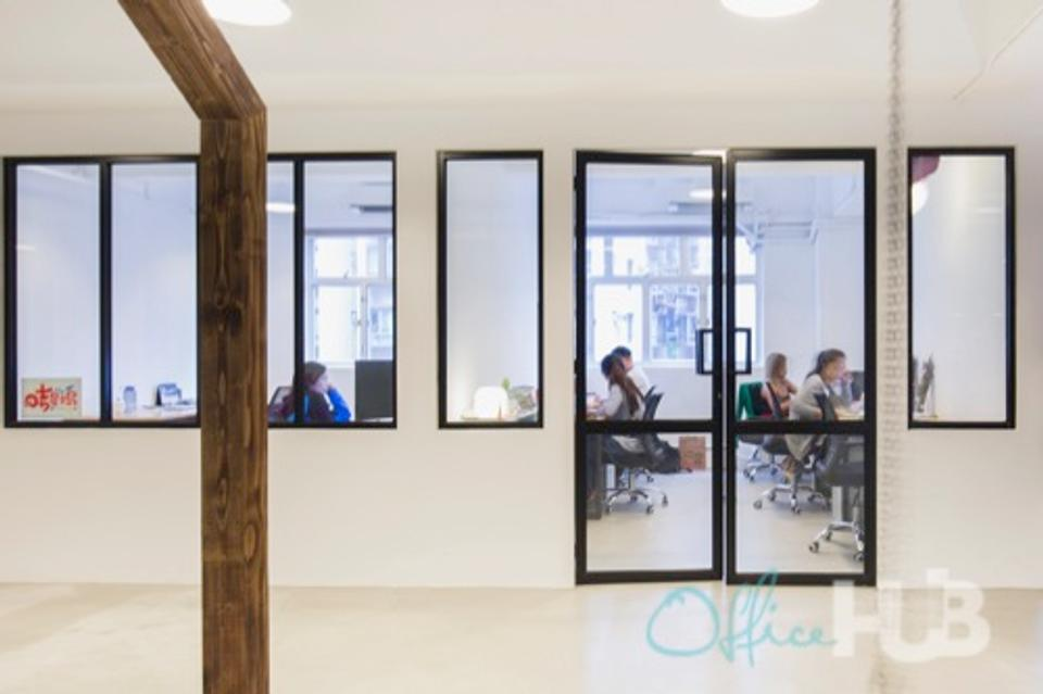 7 Person Private Office For Lease At 12P Smithfield, Kennedy Town, Hong Kong, Hong Kong Island, - image 1