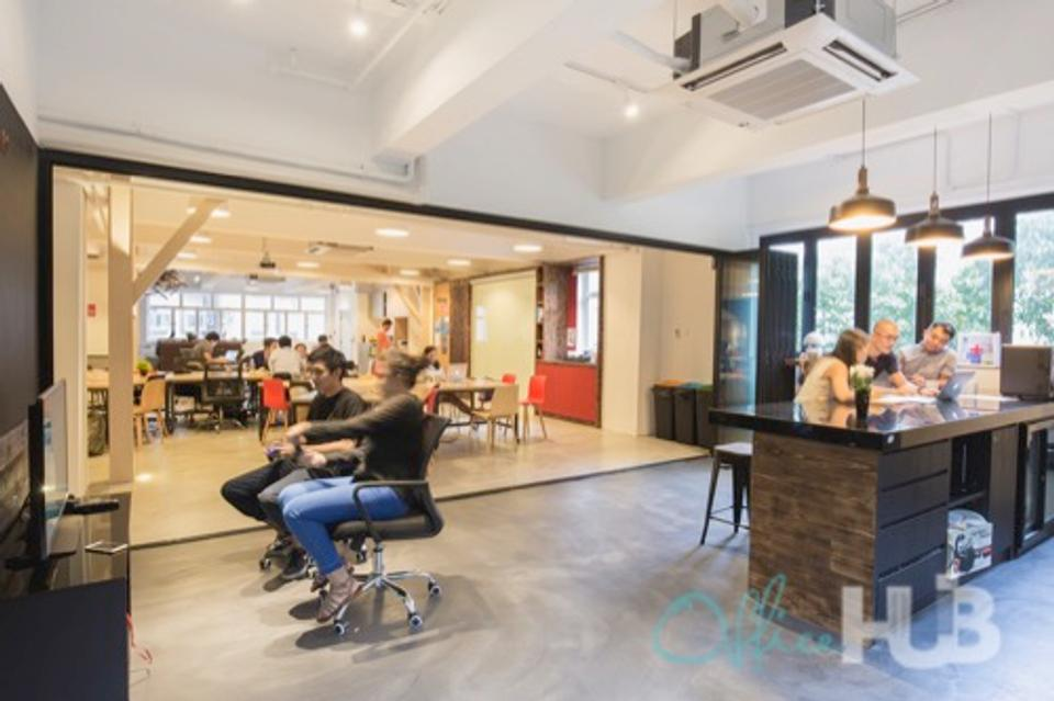1 Person Coworking Office For Lease At 12P Smithfield, Kennedy Town, Hong Kong, Hong Kong Island, - image 2