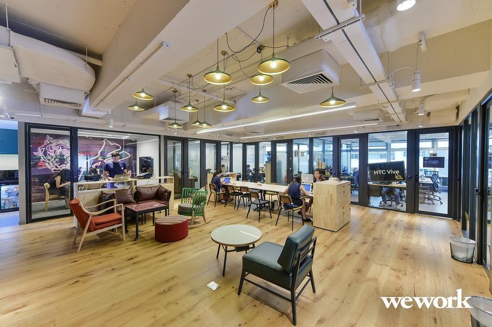 34 Person Private Office For Lease At 40 Bonham Strand, Sheung Wan, Hong Kong, Hong Kong Island, - image 1