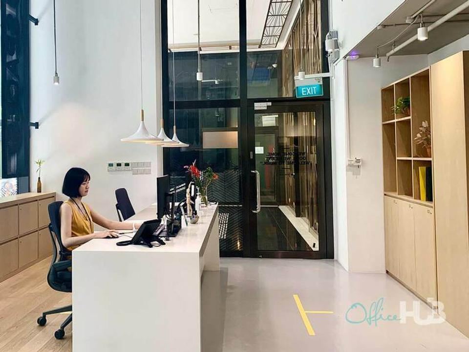 21 Person Private Office For Lease At 140 Robinson Road, Singapore, Singapore, 068907 - image 1