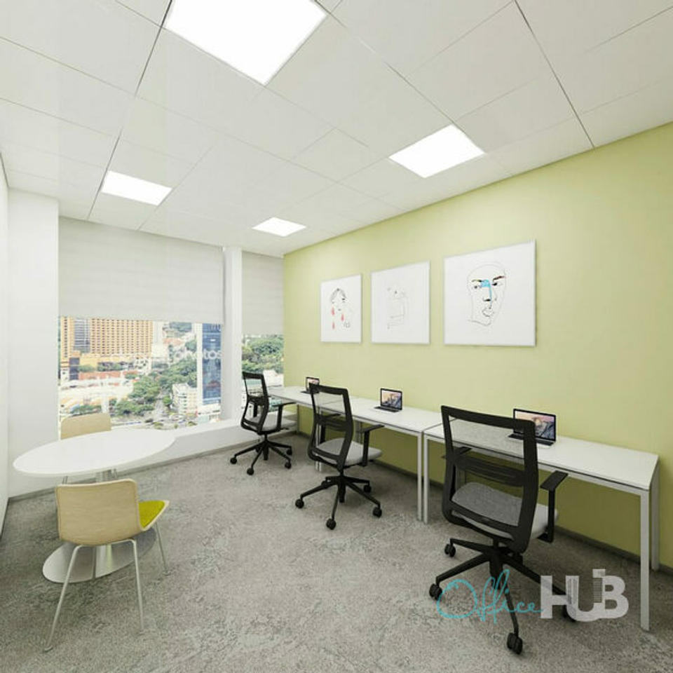 3 Person Private Office For Lease At 92 Albert Street, Auckland Central, Auckland, 1010 - image 2