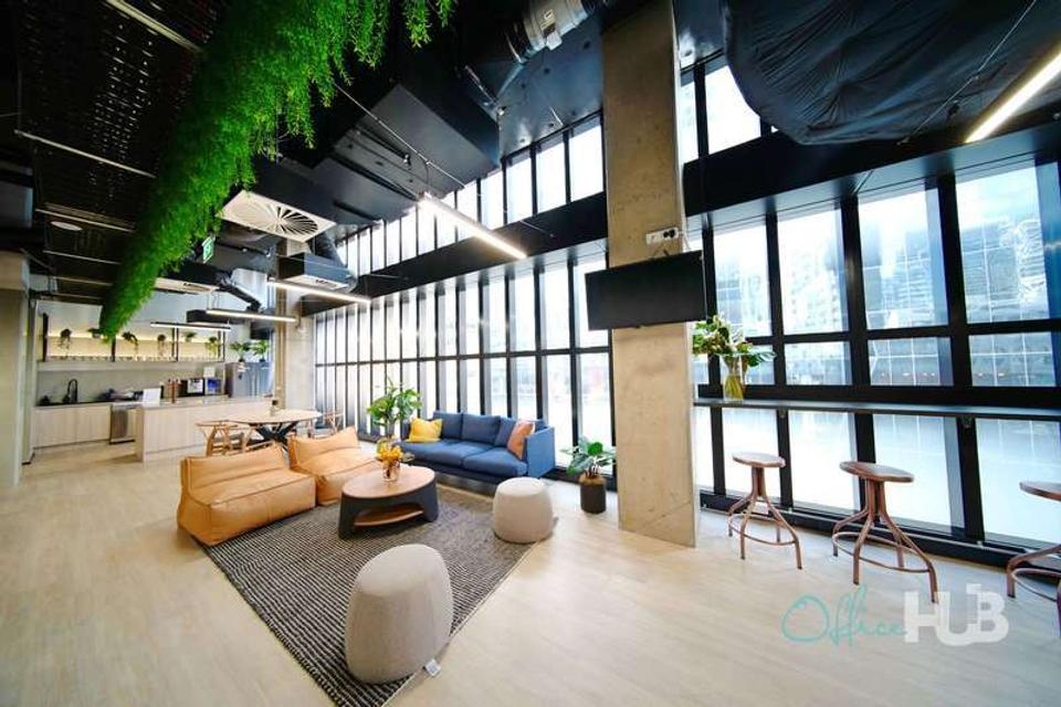10 Person Coworking Office For Lease At 580 Collins Street, Melbourne, VIC, 3000 - image 1