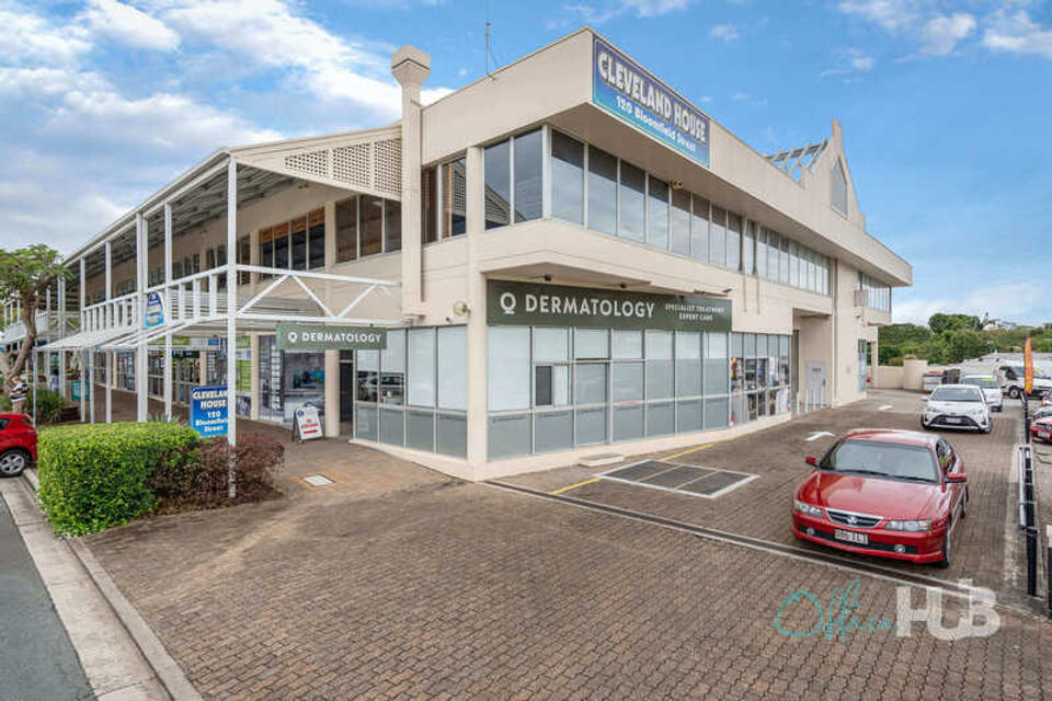 2 Person Sublet Office For Lease At Bloomfield Street, Cleveland, QLD, 4163 - image 1