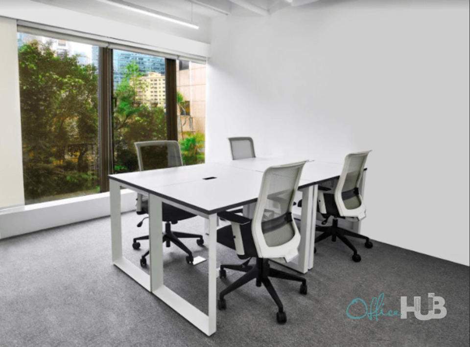 20 Person Private Office For Lease At 95 Queensway, Admiralty, Hong Kong, - image 1