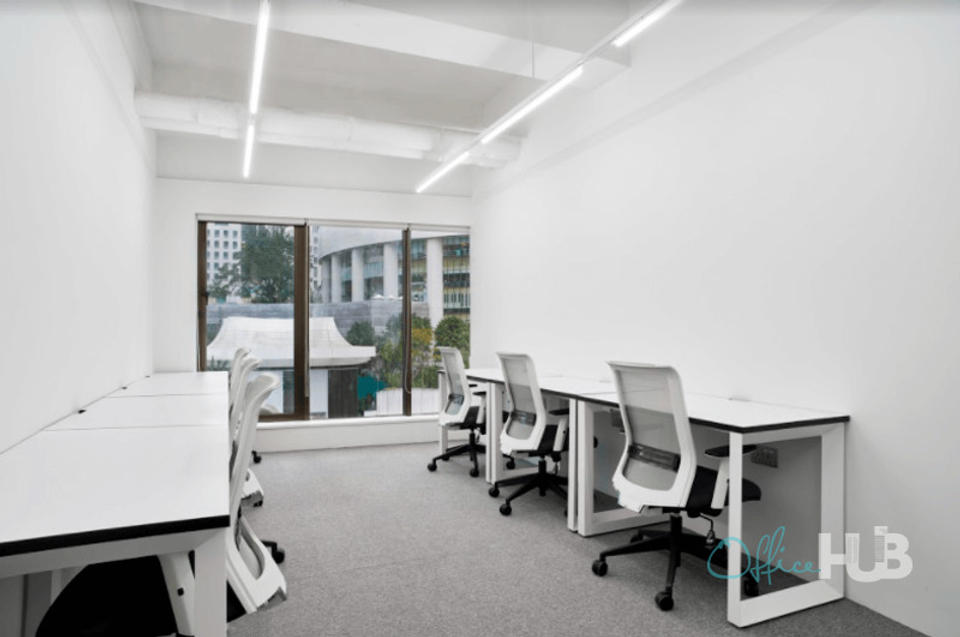 15 Person Private Office For Lease At 95 Queensway, Admiralty, Hong Kong, - image 1