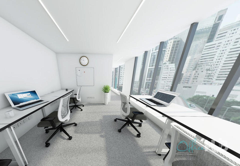 10 Person Private Office For Lease At 95 Queensway, Admiralty, Hong Kong, - image 1