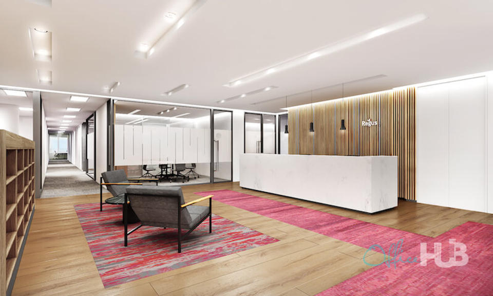 5 Person Coworking Office For Lease At 121 Marcus Clarke Street, Canberra, ACT, 2601 - image 2