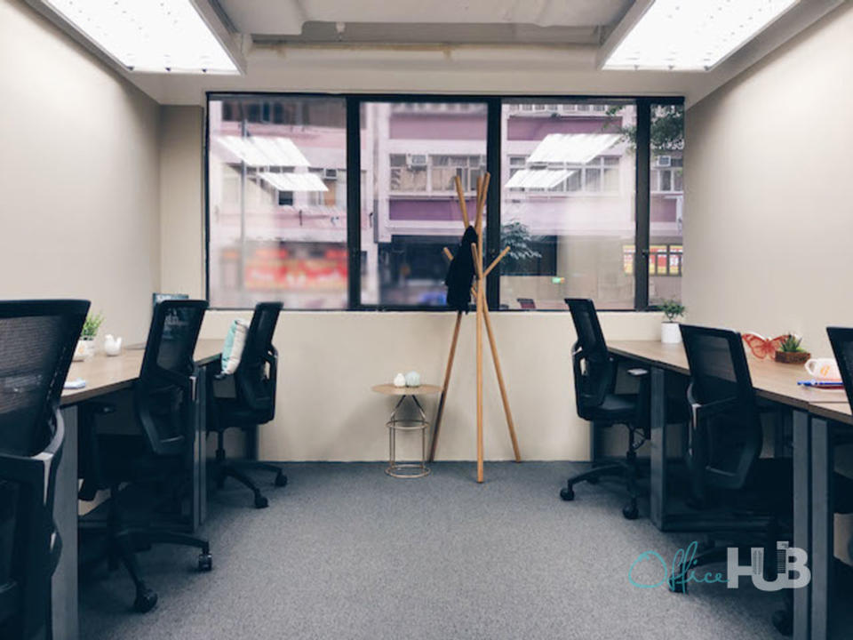 4 Person Private Office For Lease At 93-107 Lockhart Road, Wan Chai, Hong Kong, Hong Kong Island, - image 1