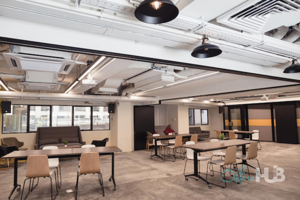 1 Person Coworking Office For Lease At 93-107 Lockhart Road, Wan Chai, Hong Kong, Hong Kong Island, - image 2