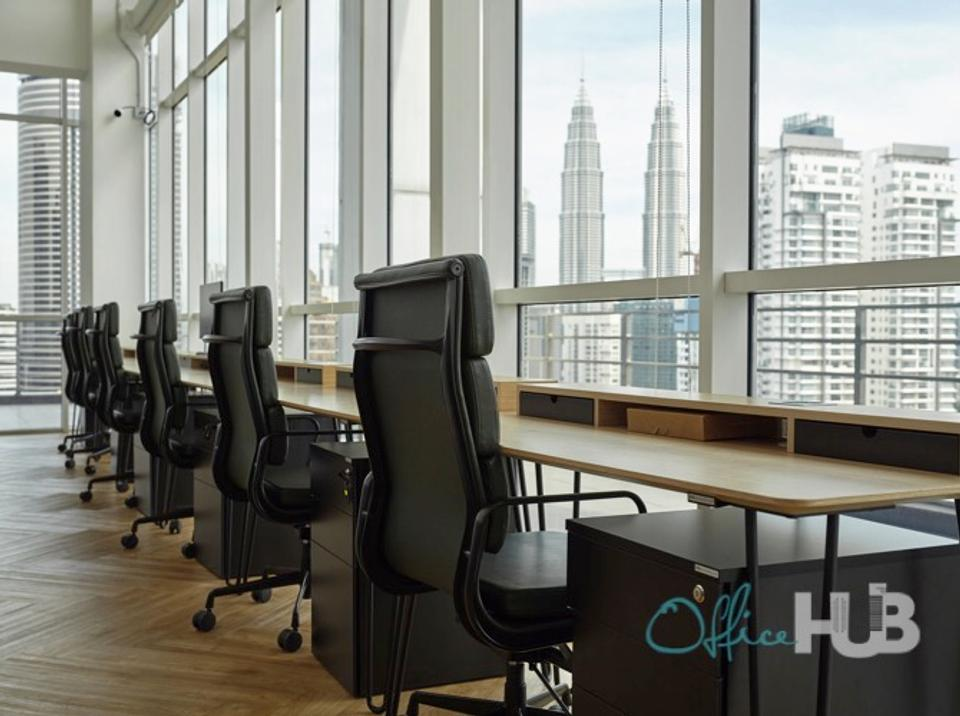 1 Person Coworking Office For Lease At Jade Drive, Pasig, Manila, 1600 - image 2