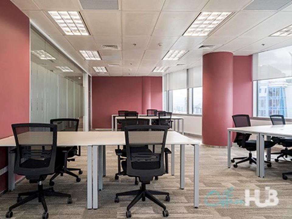 15 Person Private Office For Lease At 6813 Ayala Avenue corner HV Dela Costa Street, Makati, Manila, 1200 - image 1