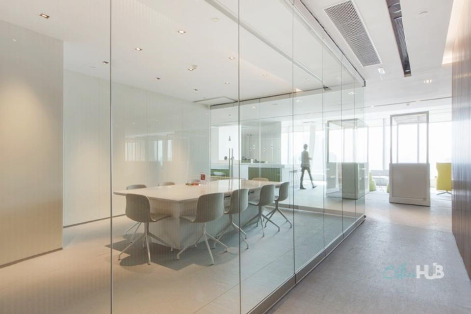 12 Person Private Office For Lease At 1228 Middle Yan an Road, Jing An, Shanghai, - image 3