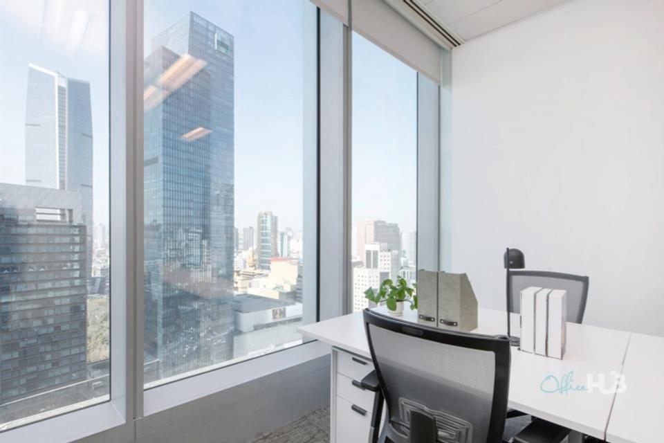 12 Person Private Office For Lease At 1228 Middle Yan an Road, Jing An, Shanghai, - image 2
