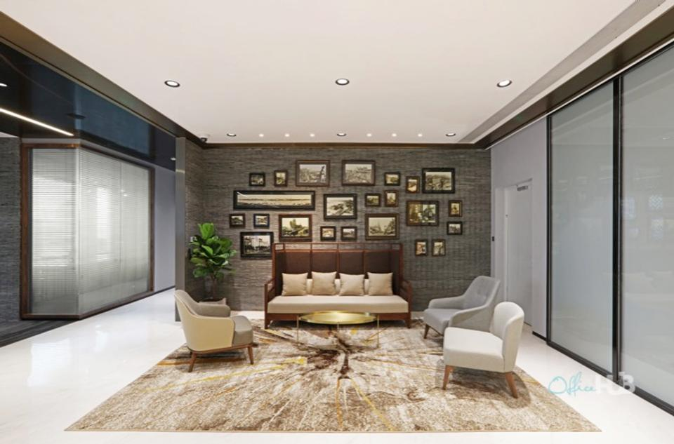 6 Person Private Office For Lease At 600 East Zhong Shan No.2 Road, Huangpu, Shanghai, 200010 - image 1