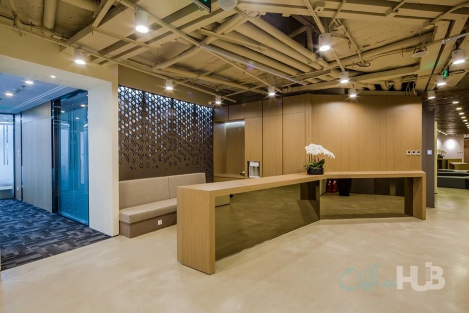 13 Person Private Office For Lease At 1 East 3rd Ring Middle Road, Chaoyang, Beijing, 100020 - image 1
