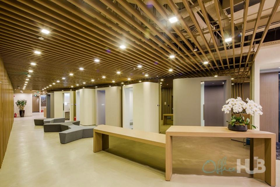 6 Person Private Office For Lease At 1 East 3rd Ring Middle Road, Chaoyang, Beijing, 100020 - image 2