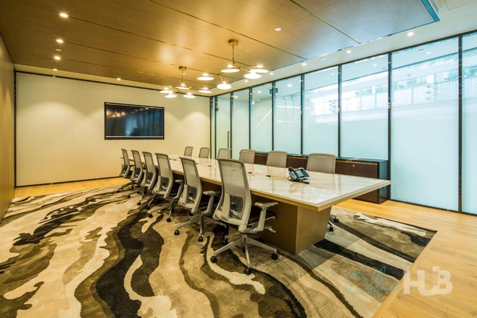 20 Person Private Office For Lease At 1 East 3rd Ring Middle Road, Chaoyang, Beijing, 100020 - image 1