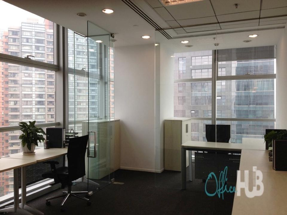 4 Person Private Office For Lease At 91 Jianguo Road, Chaoyang, Beijing, 100124 - image 2
