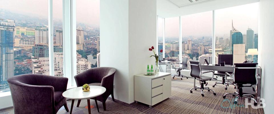 3 Person Private Office For Lease At 86 Jl. Jend. Sudirman, Central Jakarta, Jakarta, 10220 - image 2