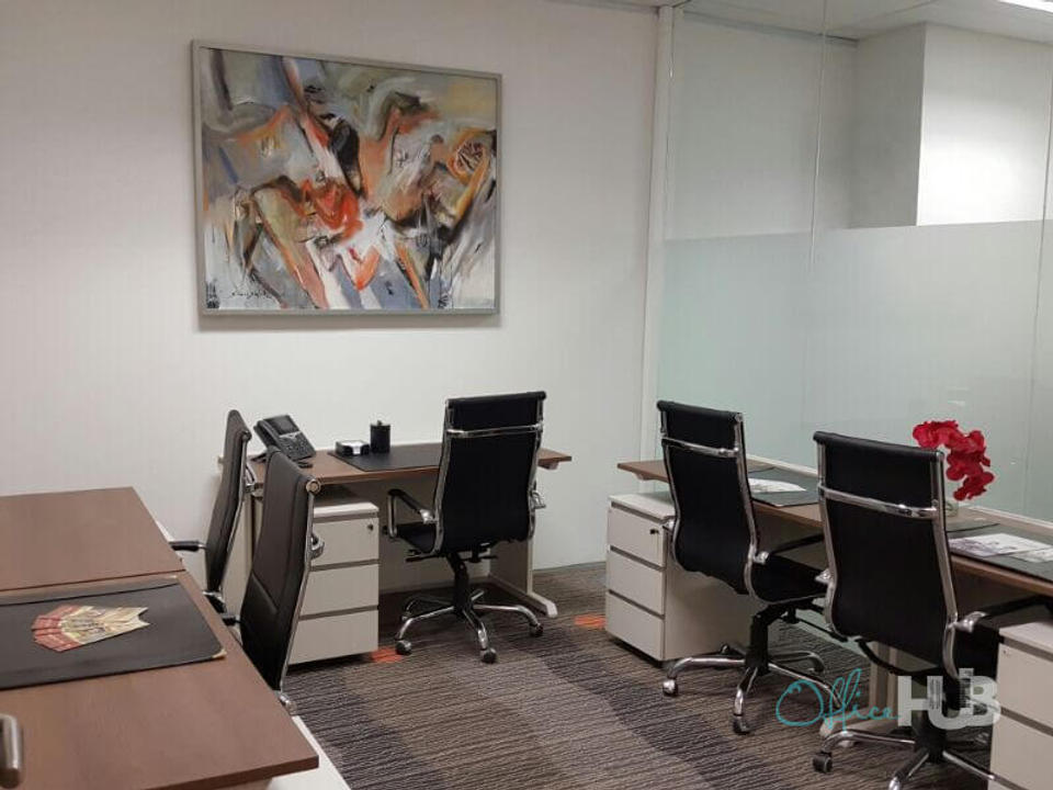 1 Person Coworking Office For Lease At 86 Jl. Jend. Sudirman, Central Jakarta, Jakarta, 10220 - image 1
