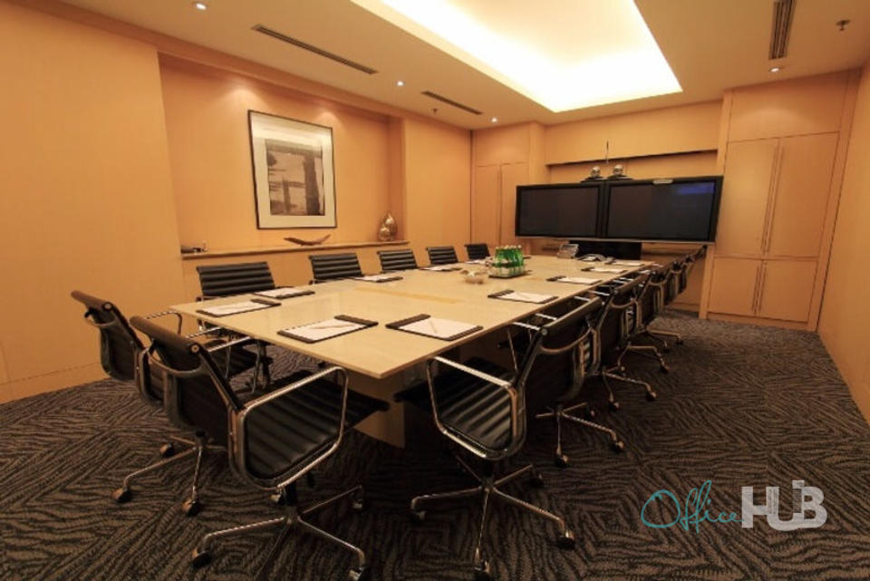 7 Person Private Office For Lease At 28 Jl. Jend. Sudirman, Semanggi, Jakarta, 10210 - image 1