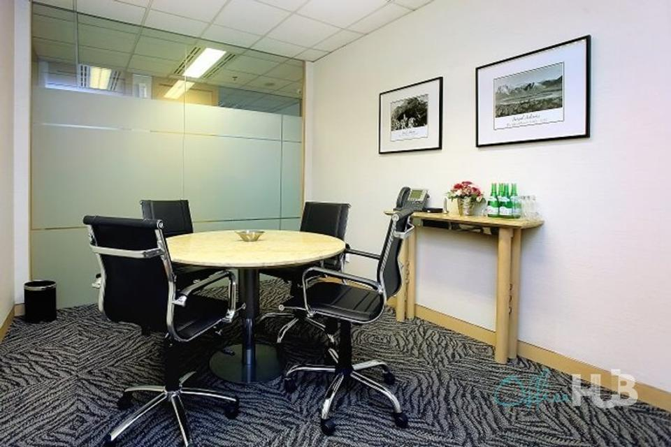 6 Person Private Office For Lease At 28 Jl. Jend. Sudirman, Semanggi, Jakarta, 10210 - image 1
