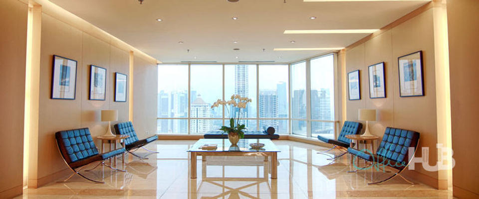 3 Person Private Office For Lease At 28 Jl. Jend. Sudirman, Semanggi, Jakarta, 10210 - image 2