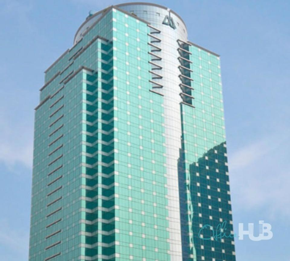 3 Person Private Office For Lease At 28 Jl. Jend. Sudirman, Semanggi, Jakarta, 10210 - image 1