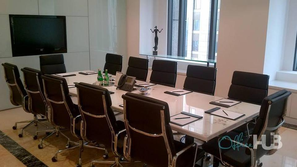 5 Person Private Office For Lease At 52-53 Jl. Jend. Sudirman, CentralJakarta, Jakarta, 12190 - image 2