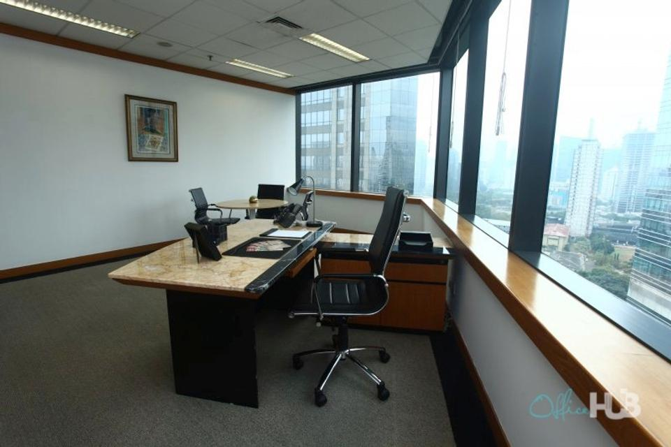 4 Person Private Office For Lease At 52-53 Jl. Jend. Sudirman, CentralJakarta, Jakarta, 12190 - image 2