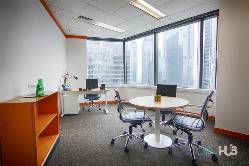 1 Person Private Office For Lease At 52-53 Jl. Jend. Sudirman, CentralJakarta, Jakarta, 12190 - image 1