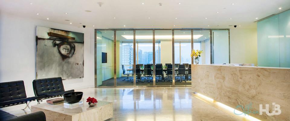 10 Person Private Office For Lease At 52-53 Jl. Jend. Sudirman, Central Jakarta, Jakarta, 12190 - image 3
