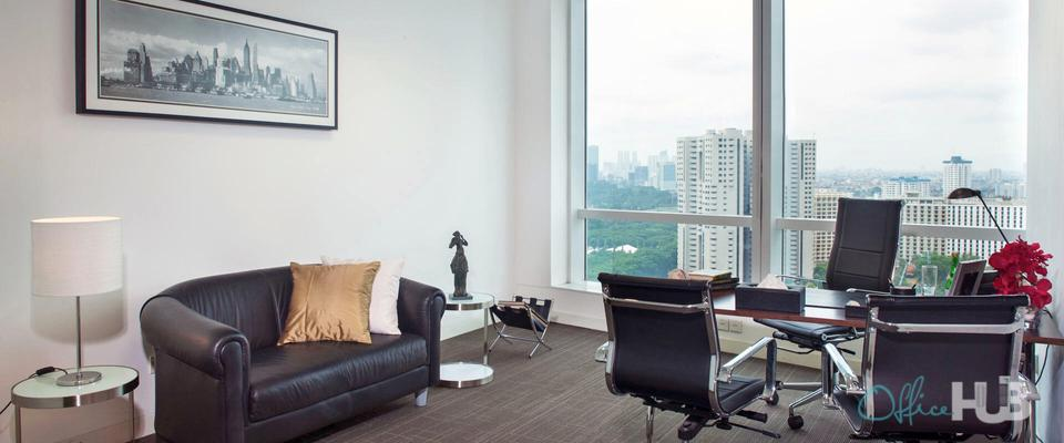 10 Person Private Office For Lease At 52-53 Jl. Jend. Sudirman, Central Jakarta, Jakarta, 12190 - image 2