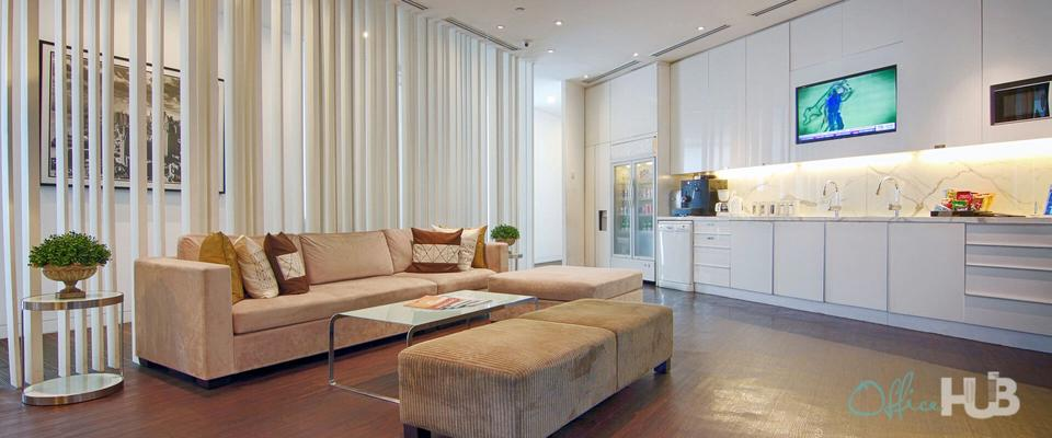 4 Person Private Office For Lease At 52-53 Jl. Jend. Sudirman, Central Jakarta, Jakarta, 12190 - image 2
