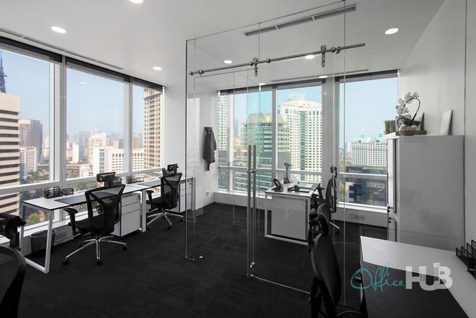 7 Person Private Office For Lease At 76-78 Jl. Jend. Sudirman, Central Jakarta, Jakarta, 12910 - image 1