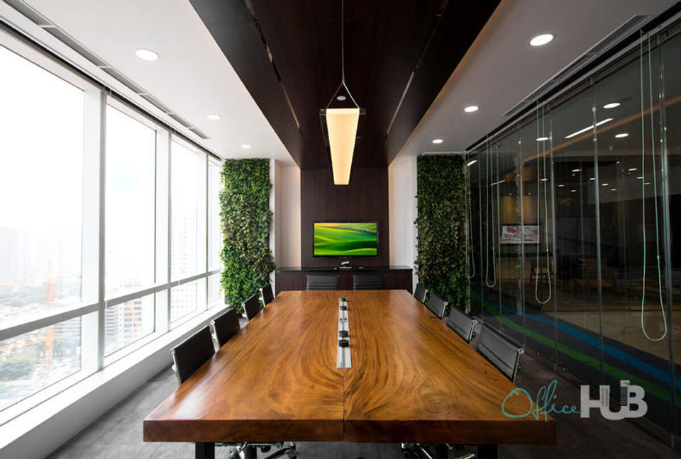8 Person Private Office For Lease At 76-78 Jl. Jend. Sudirman, Central Jakarta, Jakarta, 12910 - image 3