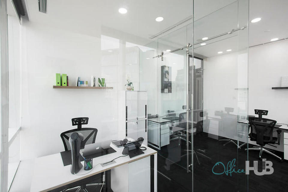 7 Person Private Office For Lease At 76-78 Jl. Jend. Sudirman, Central Jakarta, Jakarta, 12910 - image 2