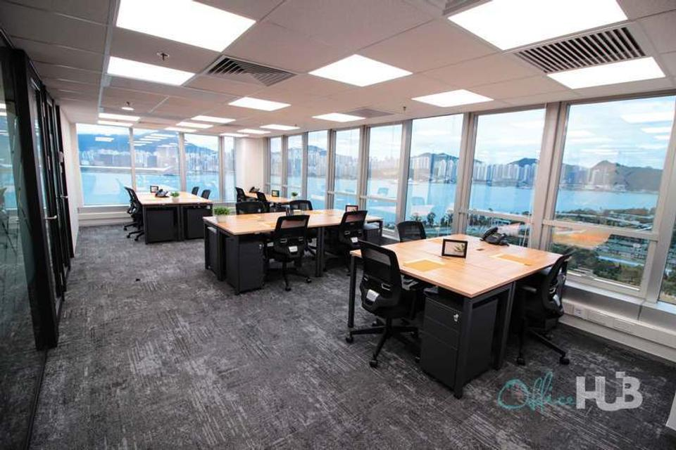 30 Person Private Office For Lease At 1 Hoi Wan Street, Quarry Bay, Hong Kong, - image 2