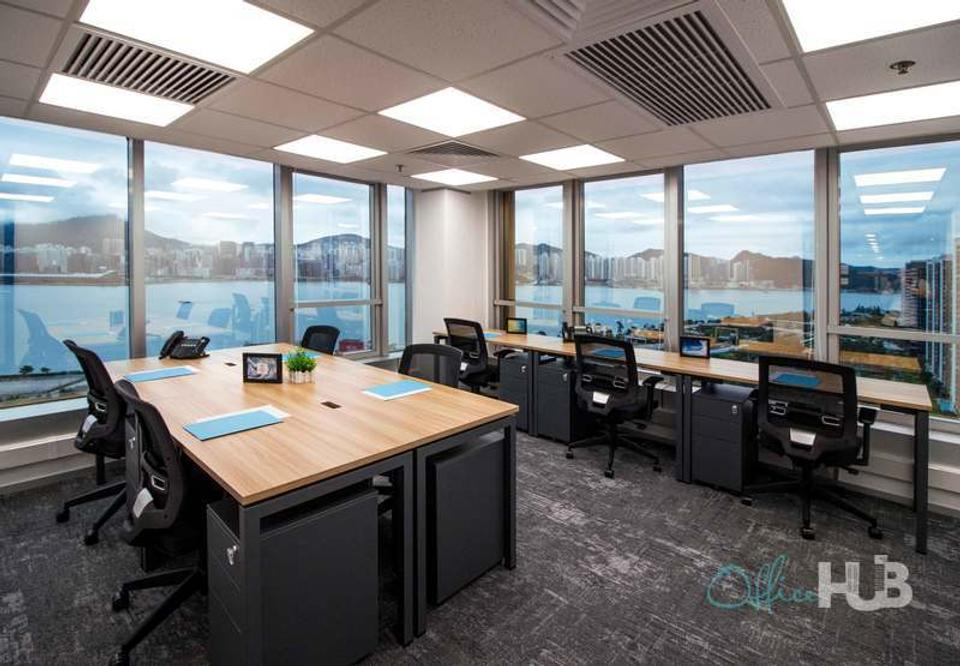 13 Person Private Office For Lease At 1 Hoi Wan Street, Quarry Bay, Hong Kong, - image 1