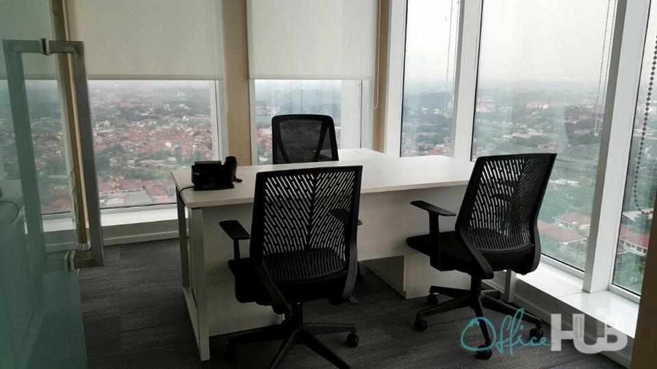 1 Person Private Office For Lease At 86 Jl. Jend. Sudirman, Central Jakarta, Jakarta, 10220 - image 1