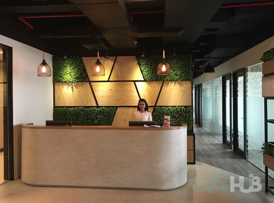 5 Person Private Office For Lease At 18 Jl. TB. Simatupang, South Jakarta, Jakarta, 12520 - image 2