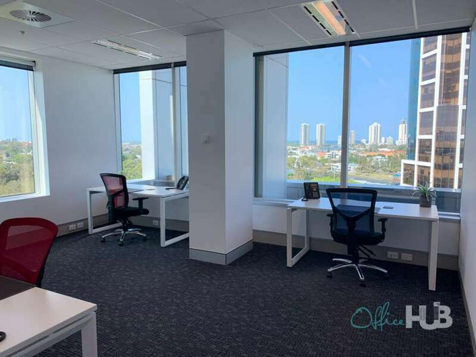 5 Person Private Office For Lease At 1 Corporate Court, Bundall, QLD, 4217 - image 3