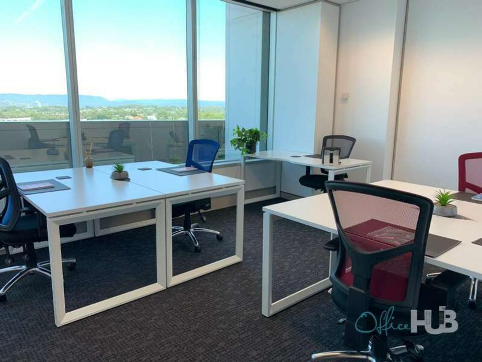 5 Person Private Office For Lease At 1 Corporate Court, Bundall, QLD, 4217 - image 1
