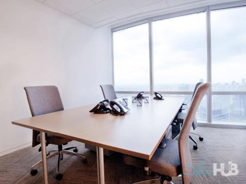 4 Person Private Office For Lease At 1 JI. MH. Thamrin, Jakarta, Jakarta, 10310 - image 1