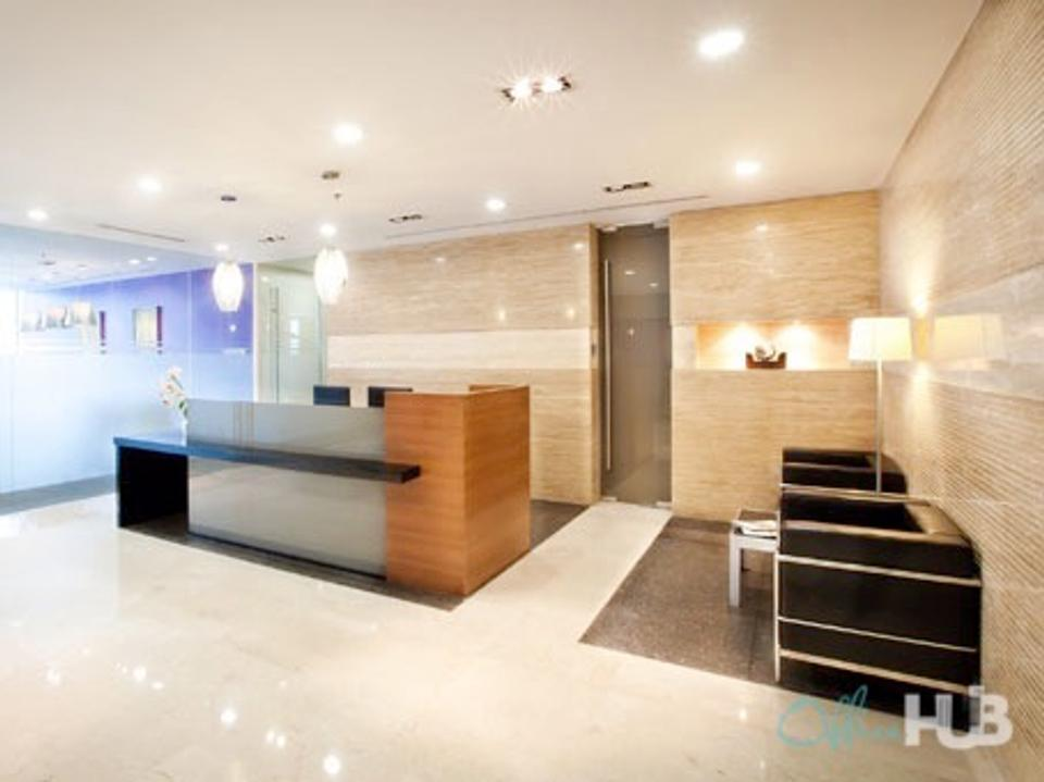 4 Person Private Office For Lease At 1 JI. MH. Thamrin, Jakarta, Jakarta, 10310 - image 2