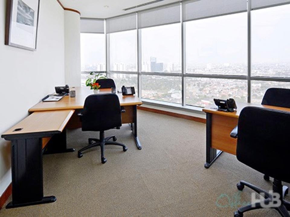 2 Person Private Office For Lease At X-5 2-3 Jl. H.R. Rasuna Said, Jakarta, Jakarta, 12950 - image 2