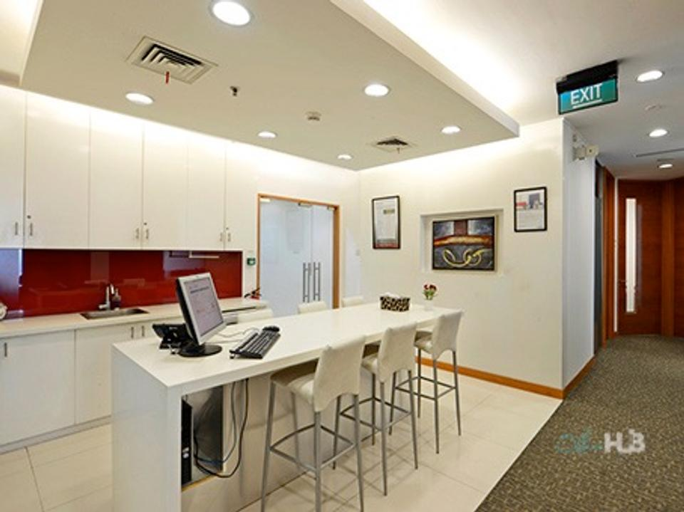 4 Person Private Office For Lease At 164 Jl. Prof. Dr. Satrio, Jakarta, Jakarta, 12930 - image 3