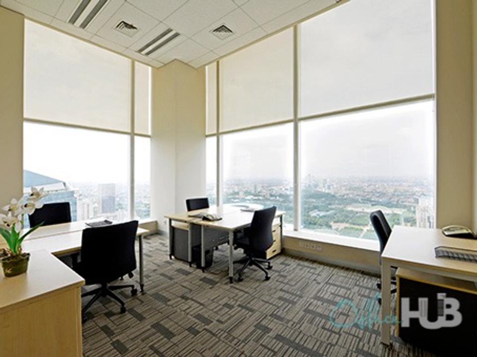 9 Person Private Office For Lease At 52-53 Jl. Jenderal Sudirman, Jakarta, Jakarta, 12190 - image 3