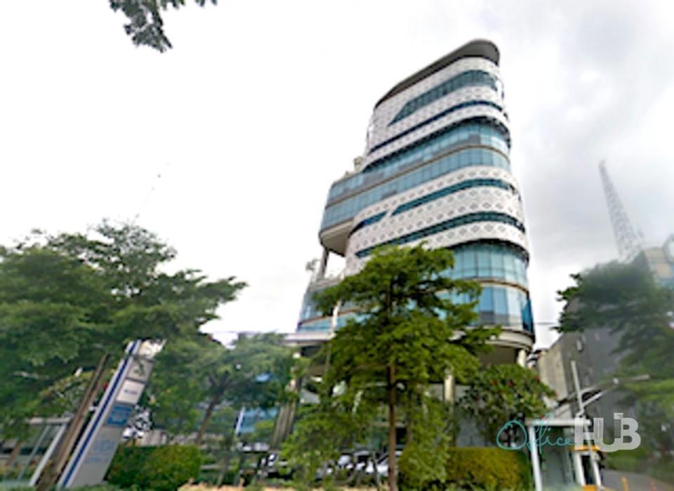 16 Person Private Office For Lease At 8 Jl. Raya Pejuangan, Kebon Jeruk, Jakarta, 11530 - image 2