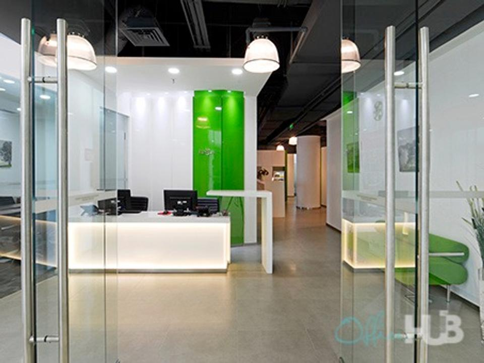 7 Person Private Office For Lease At 8 Jl. Raya Pejuangan, Kebon Jeruk, Jakarta, 11530 - image 3